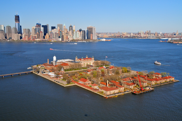 Ellis Island is a major aspect of the history of New York City.