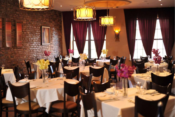 The Loft Steakhouse is one of the best steakhouses in Brooklyn.