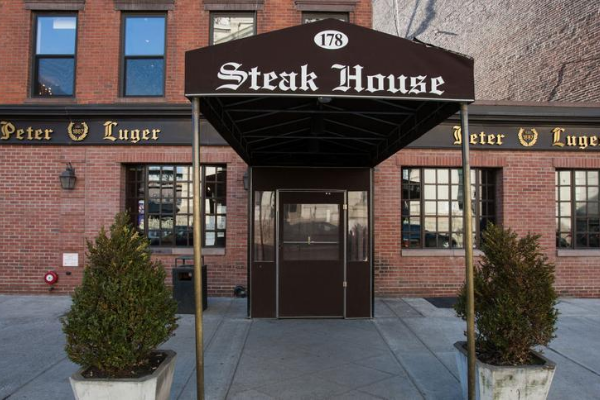 Peter Luger Steak House is the most popular steakhouse in Brooklyn.