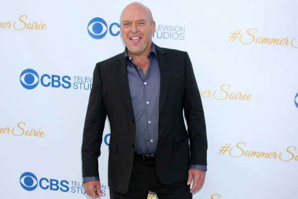Dean Norris talks about his role in Breaking Bad